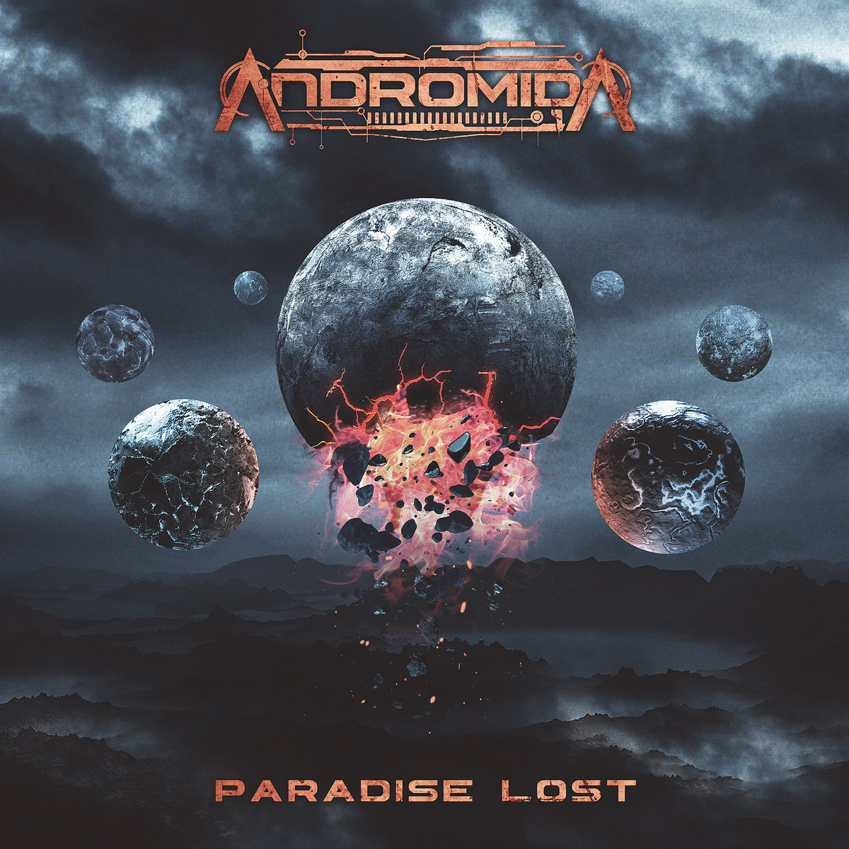 Paradise Lost by Andromida