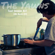 Toad Session #27 cover art