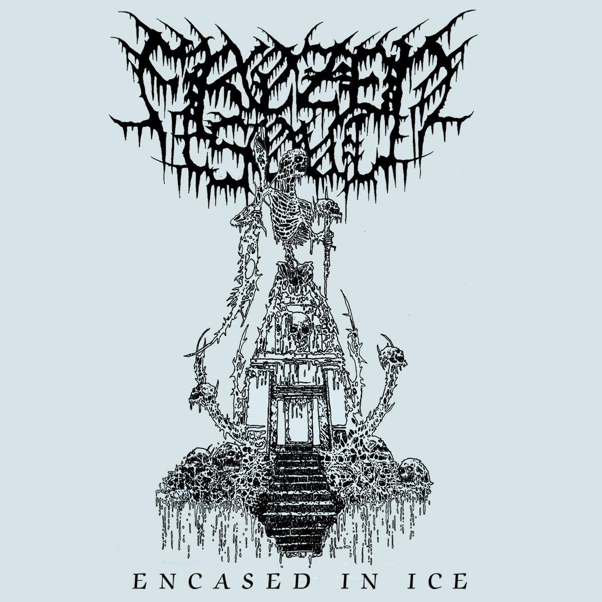 美國老派死金樂團 frozen soul 釋出EP新曲 Encased in Ice
