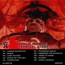 TERMINAL STAGE cover art