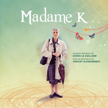 Madame K cover art