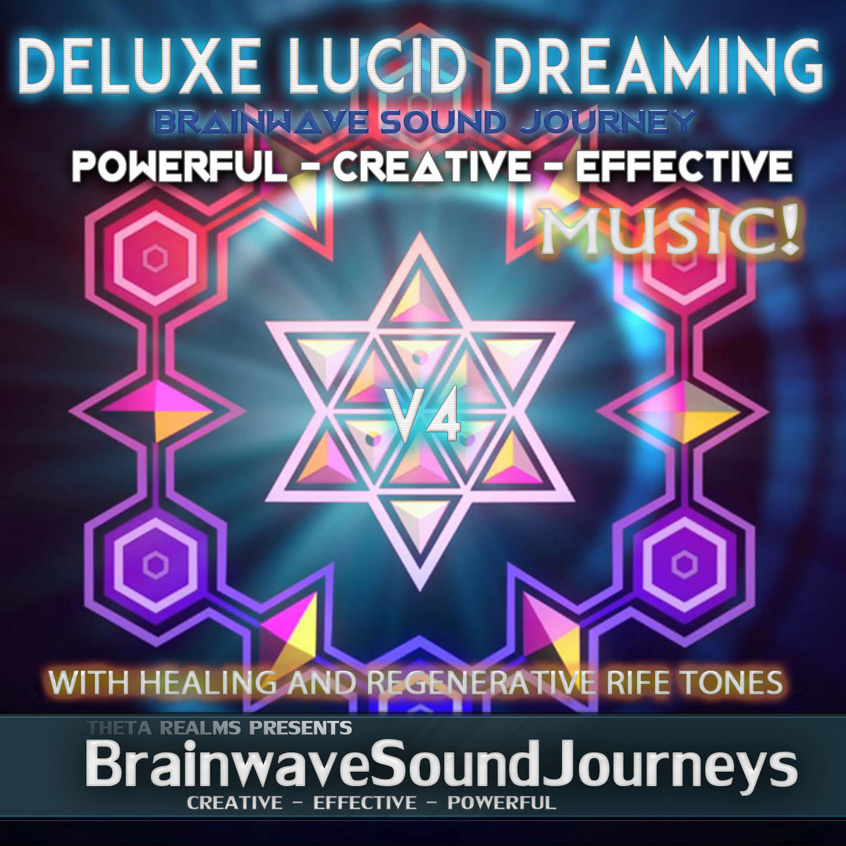 Deluxe Lucid Dreaming - V4 + Regeneration And Healing