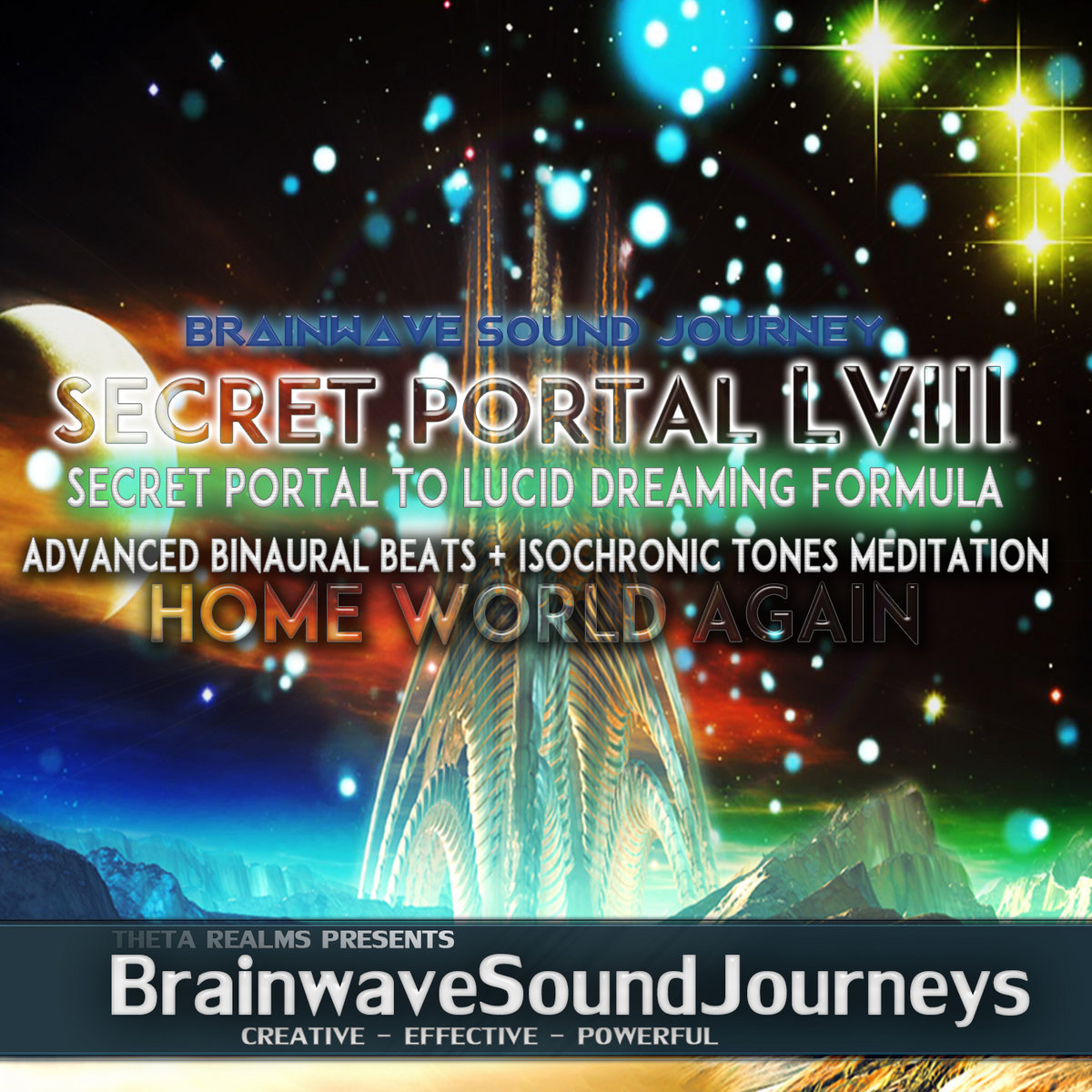 Profound! Instant Lucid Dreaming Music (ADVANCED DEEP BRAIN WAVES