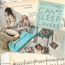 Can't Sleep (Covers 2010-2013) cover art