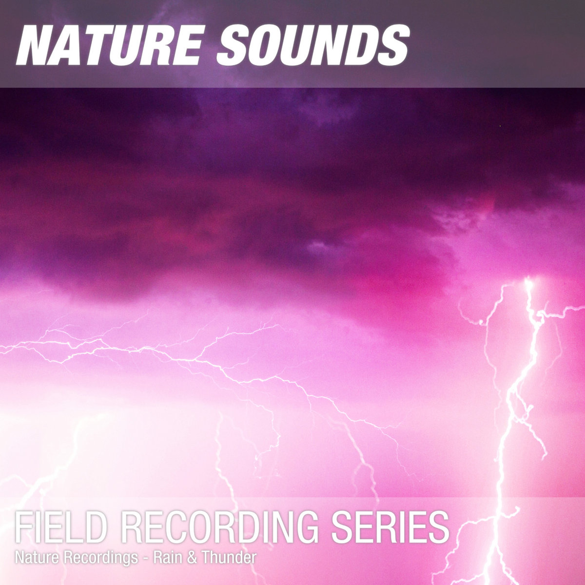Nature Sounds for Sleep & Relaxation (Gentle Rain & Thunder