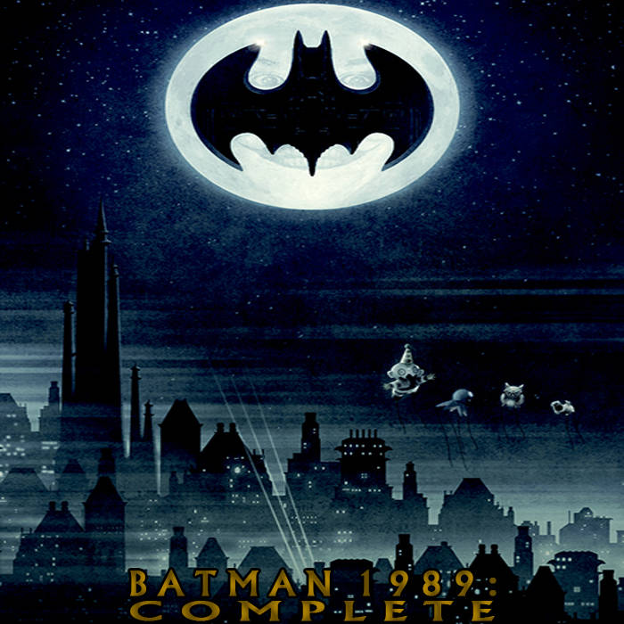 Batman 1989 Complete Cory Strand