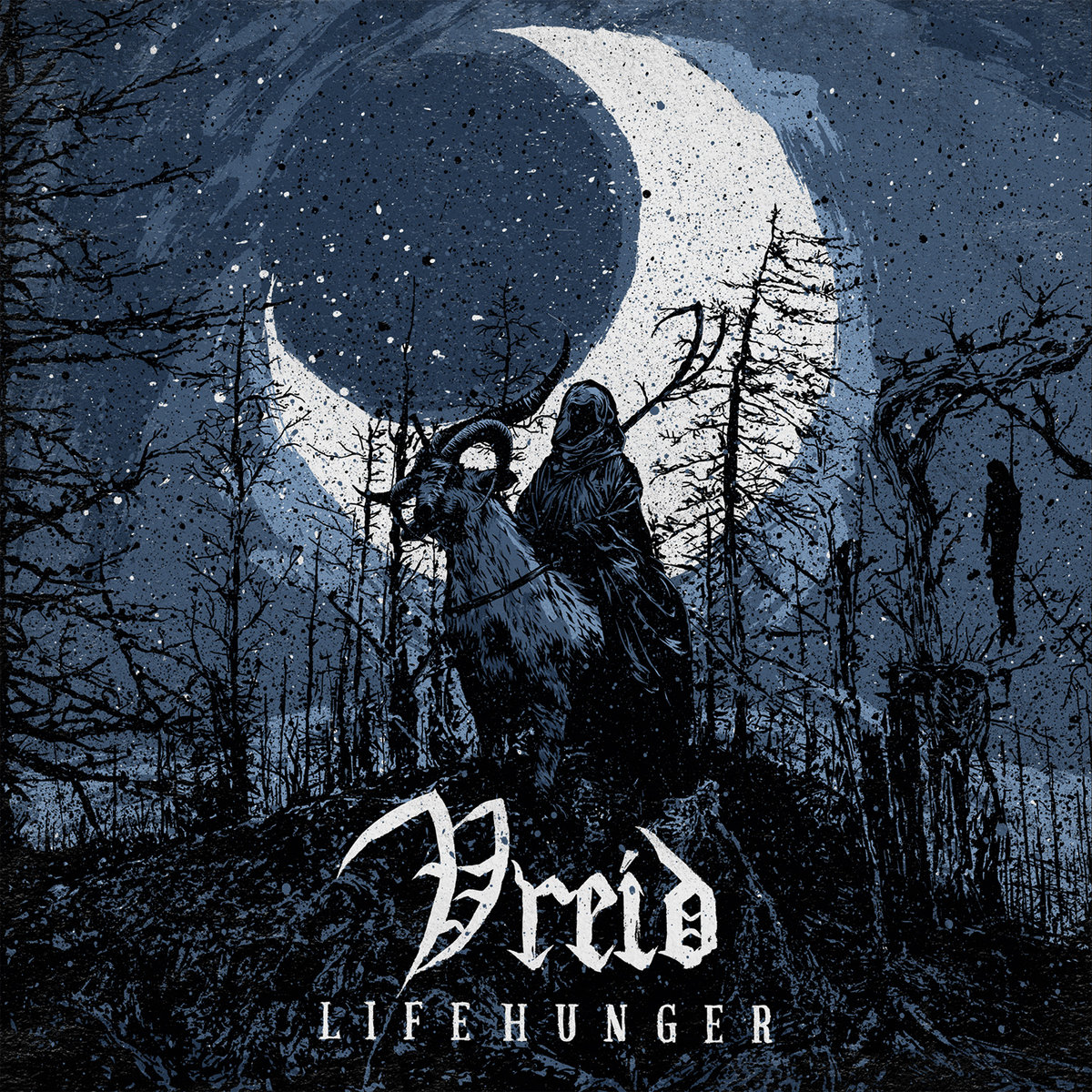 Image result for Vreid: Lifehunger label