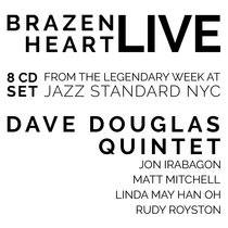 Brazen Heart Live at Jazz Standard - Complete cover art