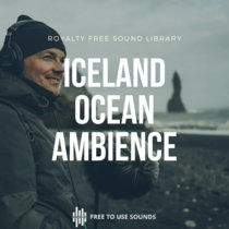Ocean Sounds & Coastal Ambience Of Iceland cover art