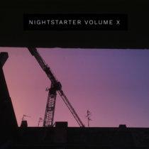 Nightstarter Volume X cover art
