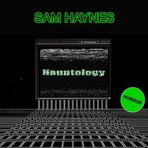 Hauntology The Demos EP cover art
