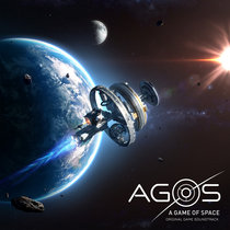 AGOS: A Game of Space cover art