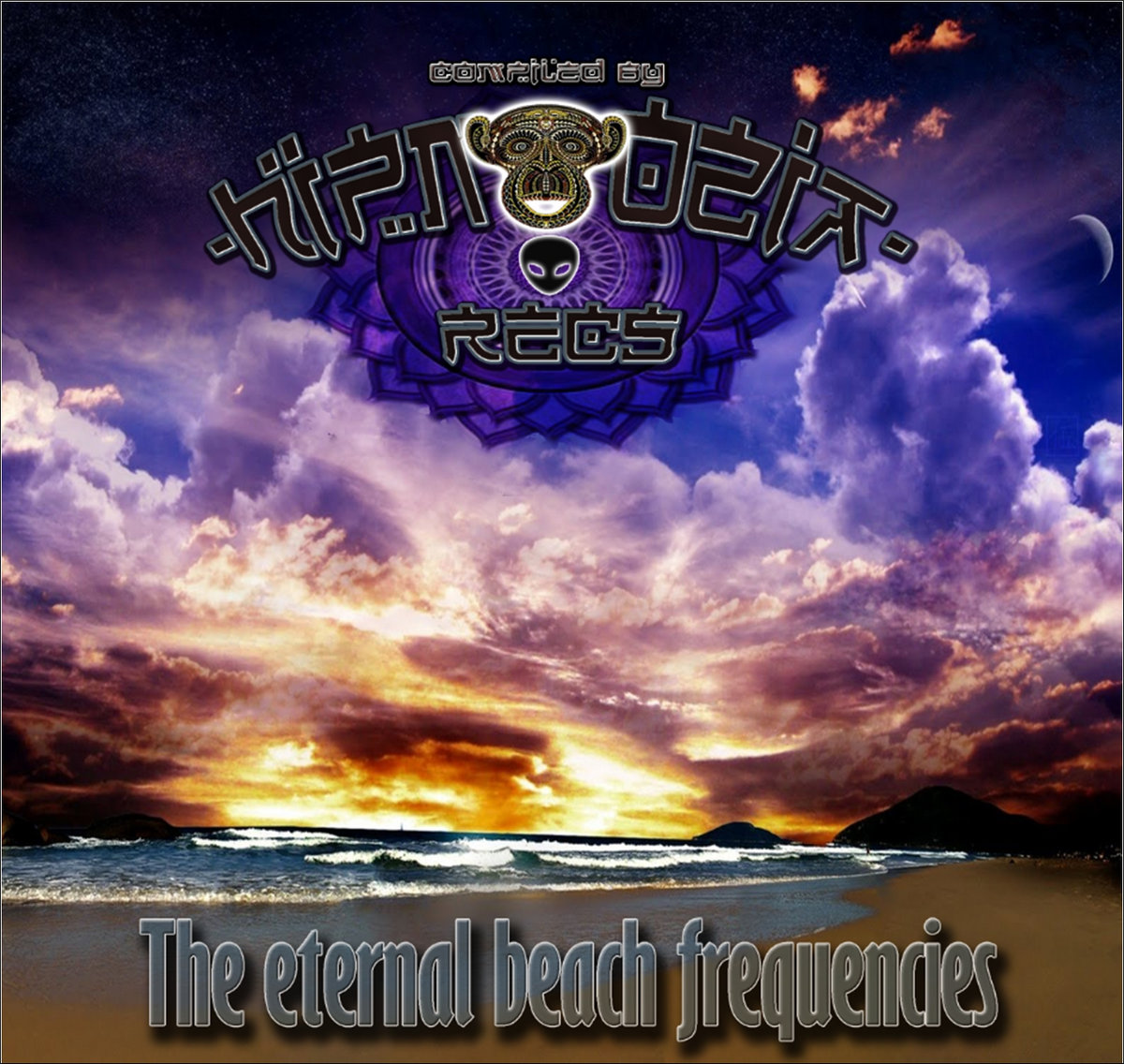 The eternal beach frequencies - Compiled by Hipnozia recs