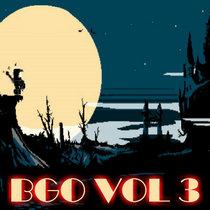 BGO - Volume 3 cover art