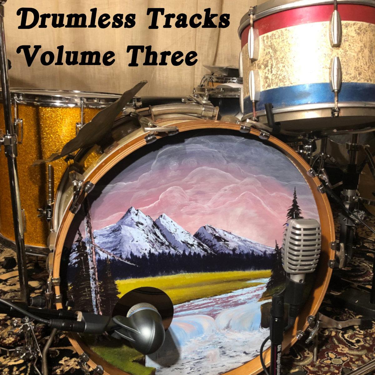 Drumless Tracks (Volume 3) | Sloux Recording Co