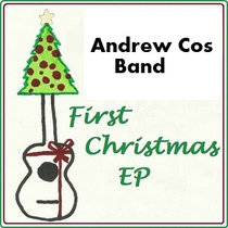 First Christmas EP cover art