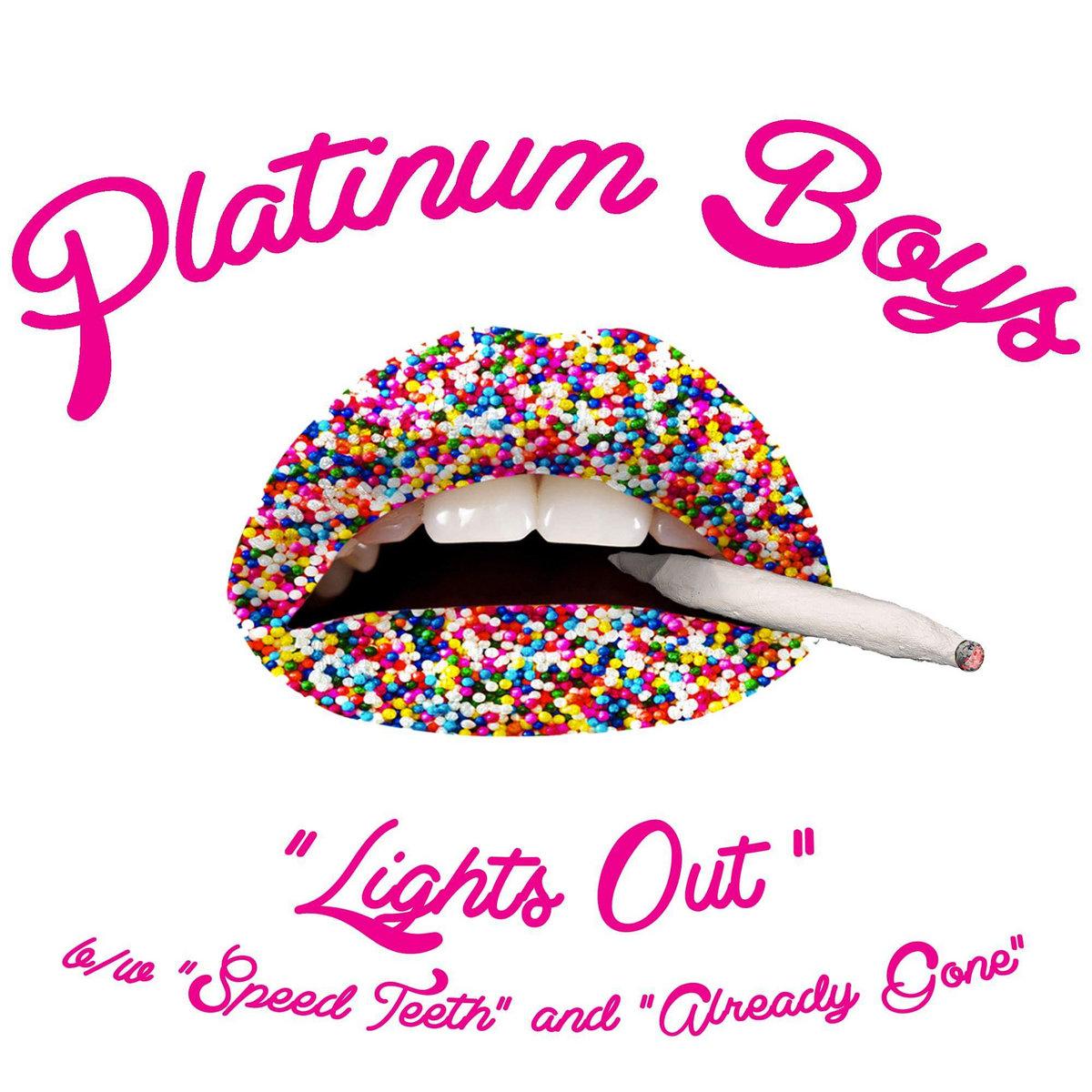 EP Review : Platinium Boys