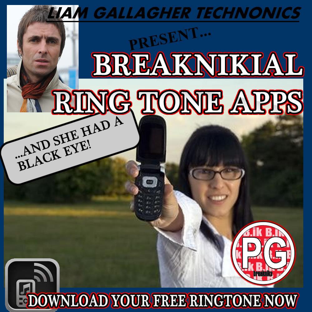 the official Breaknik ring tone 2013   breakniks
