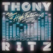 High Future EP cover art