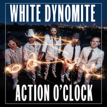 Action O'clock! EP cover art