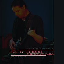 Live in London cover art