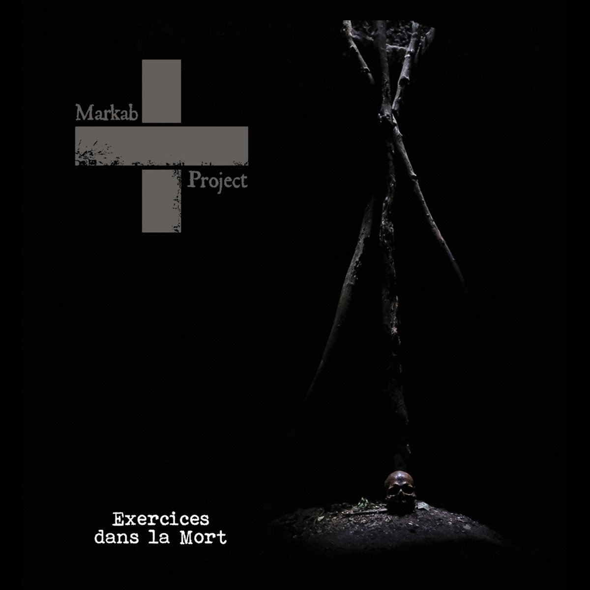 markab project dark ambient france facthedral's hall le scribe du rock