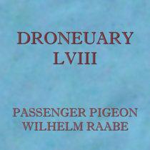 Droneuary LVIII - Wilhelm Raabe cover art