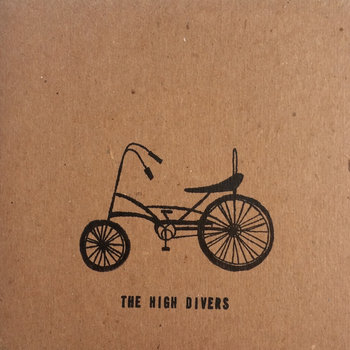 The High Divers- EP by The High Divers