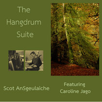 The Hangdrum Suite cover art