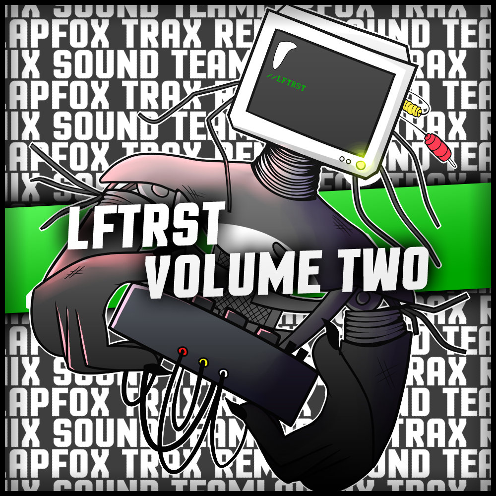 Arcadepunk (DJ Vee Raw Thrills Remix) | Lapfox Trax Remix Sound Team