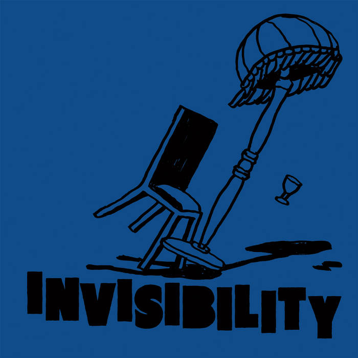 Invisibility cover art