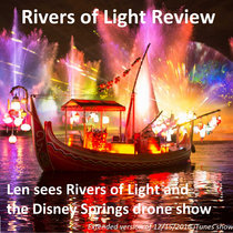 Rivers of Light - the Review cover art