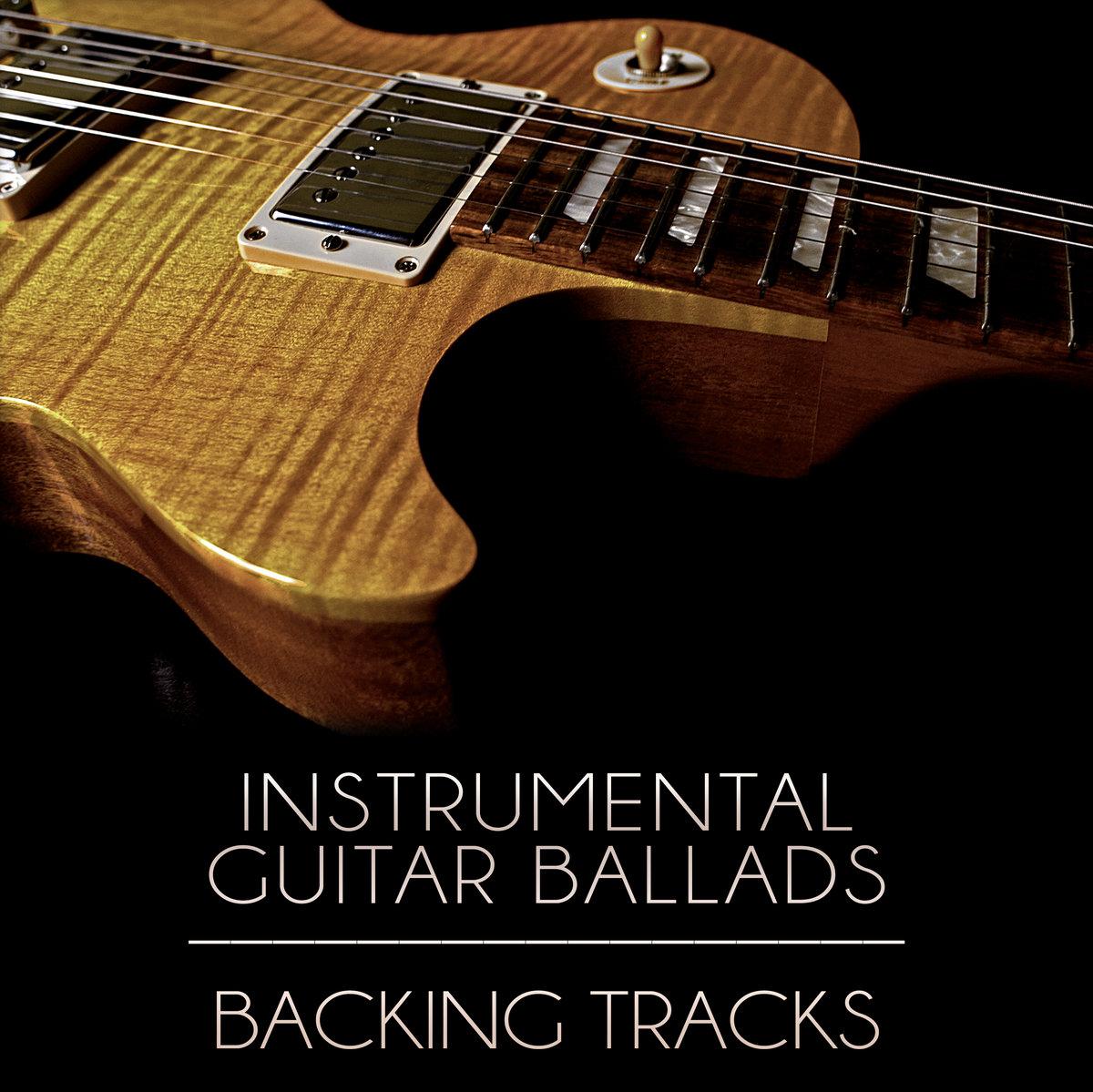 Instrumental Guitar Ballads Backing Tracks Vol  1 | Nick