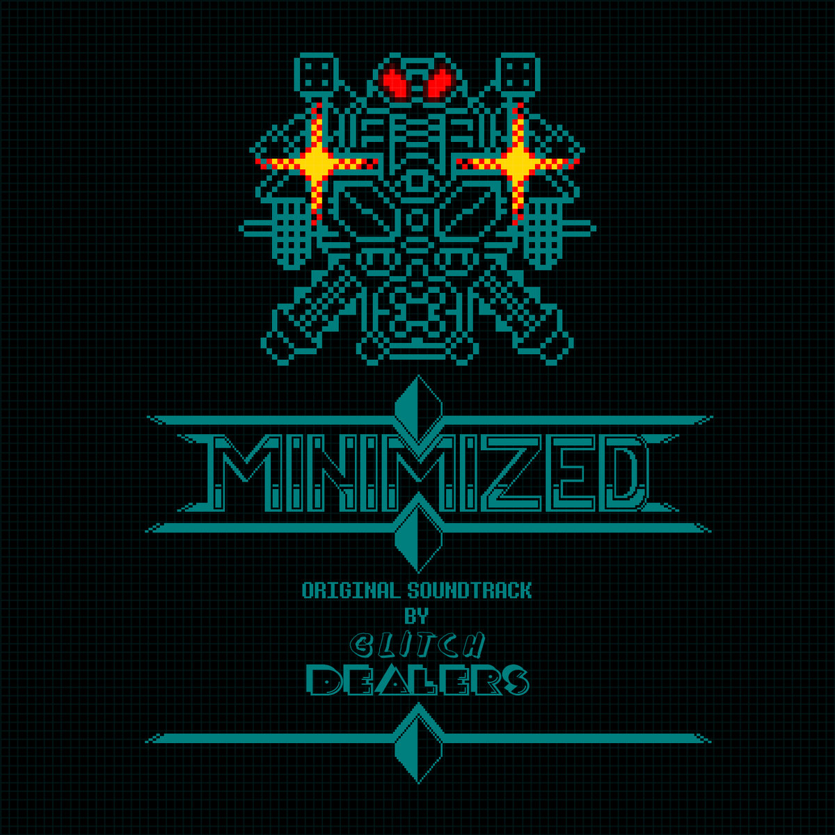 Glitch Dealers - Minimized OST [EP] (2016)