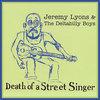 Death of a Street Singer Cover Art