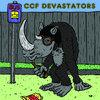 CCF Devastators Cover Art