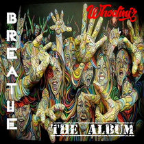 Breathe - The Album cover art