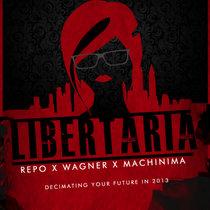 Libertaria: The Virtual Opera Soundtrack cover art