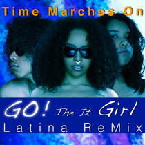 Go! Latina Remix cover art