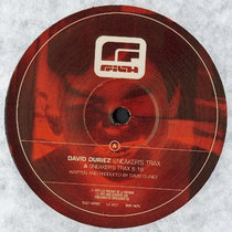 David Duriez - The Warm Up - [1997] - Filth Records / Arista UK cover art