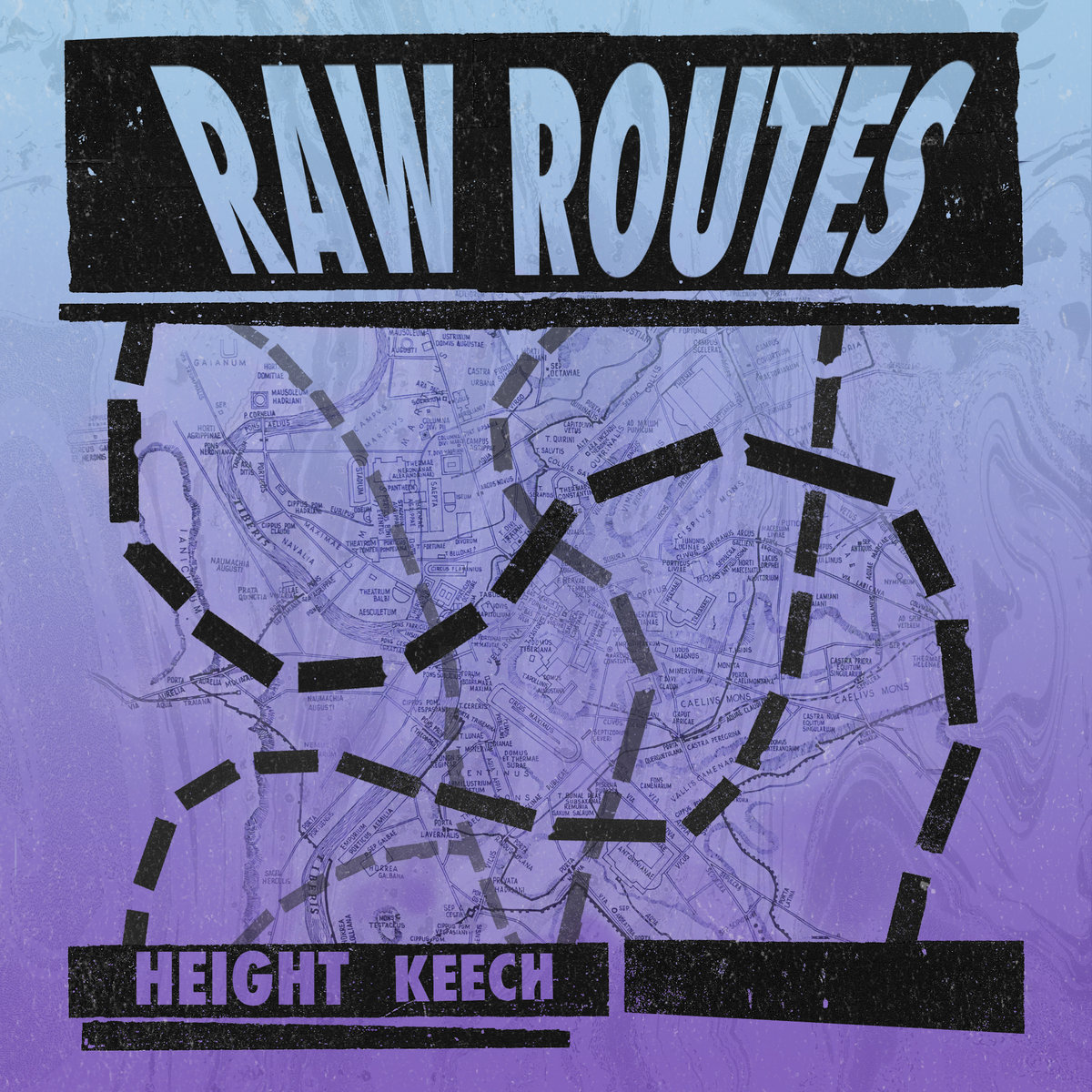 Raw Routes | Height Keech