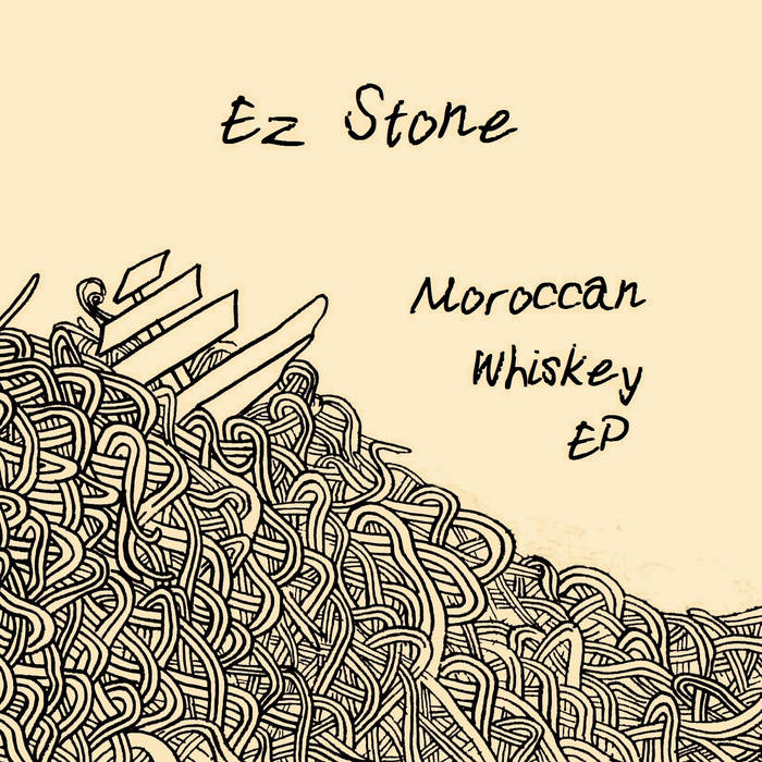 Moroccan Whiskey EP cover art
