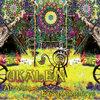 ATRIOHM & ENCEPHALOPATICYS - Ukalen (Parvati Records Cover Art