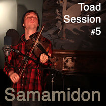 Toad Session #6 cover art