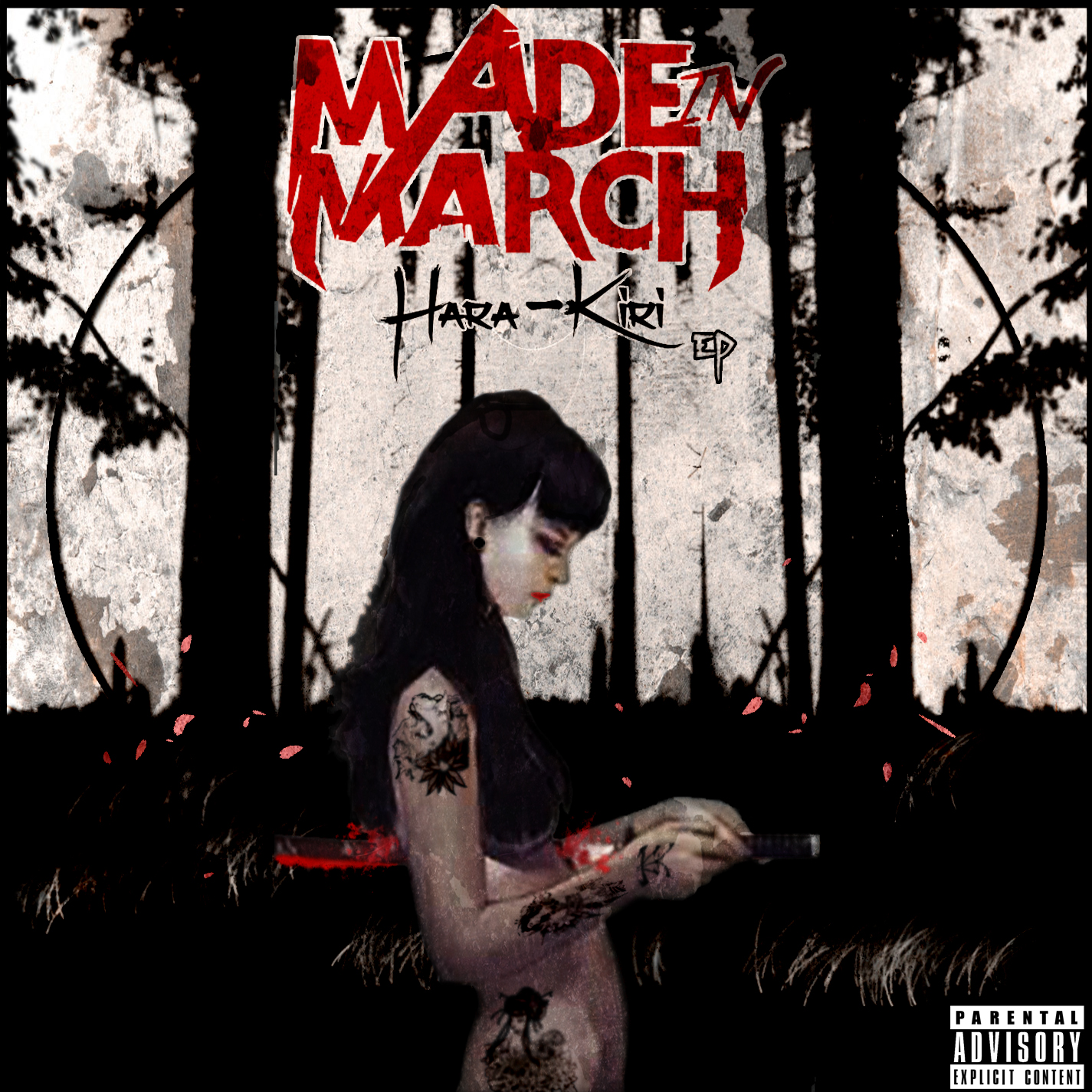 Made in March - Hara-Kiri [EP] (2015)