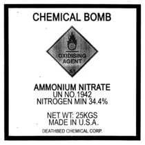 Chemical Bomb cover art