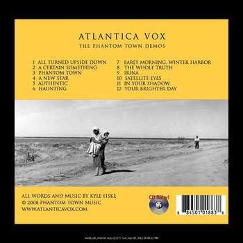 The Phantom Town Demos by Atlantica Vox