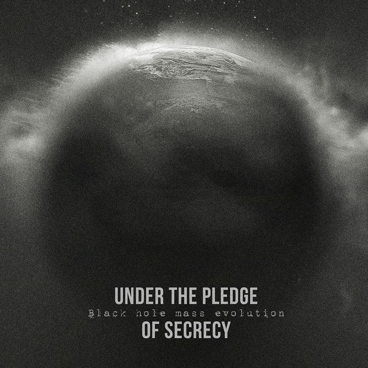 Black hole mass evolution | UNDER THE PLEDGE OF SECRECY