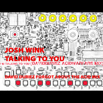 Josh Wink - I'm Talking To You (David Duriez Forgot About The Acid Mix) [2020 Remastered] cover art