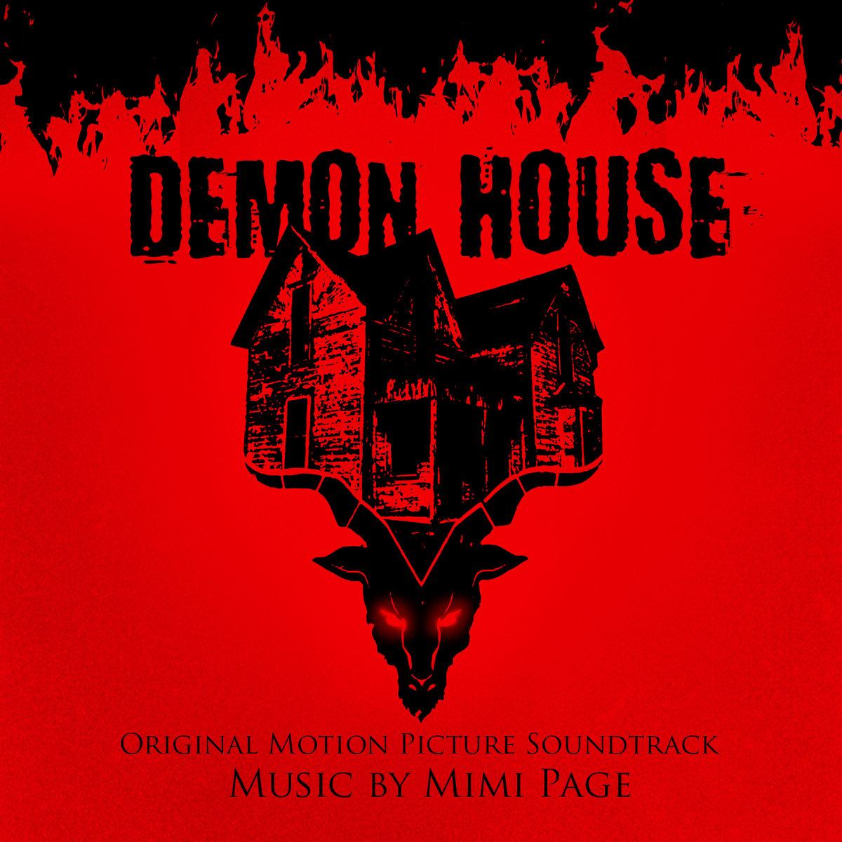 Demon House (Original Motion Picture Soundtrack)   Mimi Page